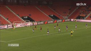 Football-Challenge League: Neuchâtel Xamax – FC Schaffhouse (0-1) + tableau des résultats [RTS]