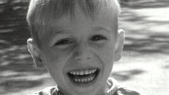 Enfant souriant en 1959. [RTS - RTS]