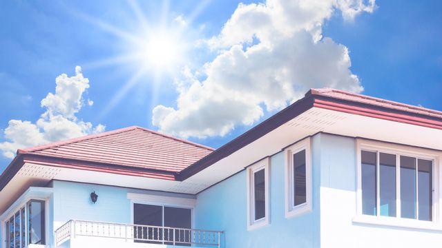 """Dans le futur, l'architecture intégrera des panneaux solaires """"invisibles"""". jpkirakun Fotolia [jpkirakun - Fotolia]"""
