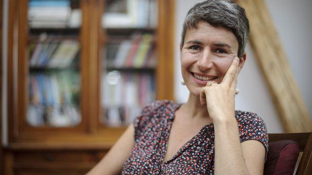 Marion Muller-Colard, théologienne protestante. [Editions Labor et Fidès]