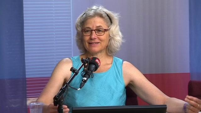 L'invitée de la rédaction - Isabelle Raboud-Schüle. [RTS]