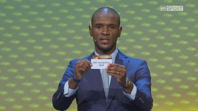 Le tirage au sort de la phase de groupe d'Europa League [RTS]