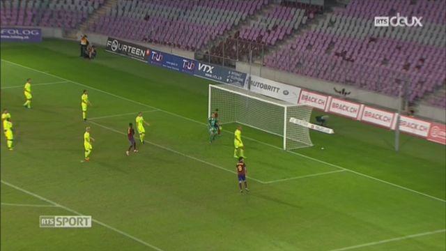 Football- Challenge League (6e j.): Servette se montre encore une fois convaincant face à Aarau (3-0) [RTS]