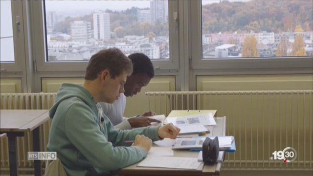 Genève: les élèves intégrés en classes inclusives plus nombreux [RTS]