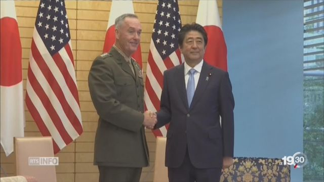 Face à la menace nord-coréenne, le Japon renforce sa défense [RTS]