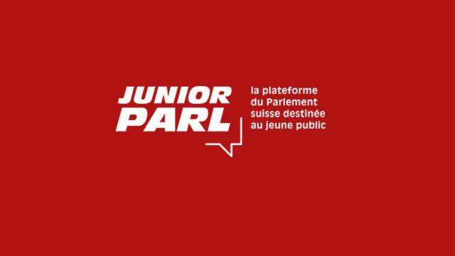 Juniorparl, la plateforme du Parlement suisse destinée au jeune public [juniorparl.ch - admin.ch]