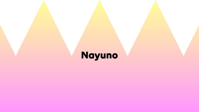Logo Nayuno ! [RTS]