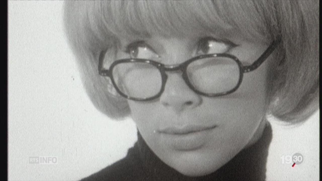 Cinéma: Mireille Darc est décédée à l'âge de 79 ans. [RTS]