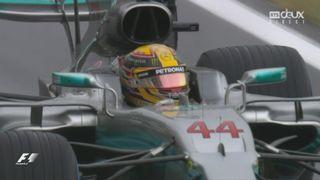 GP d'Italie, Q1: 69e pole position pour Lewis Hamilton (UK) [RTS]