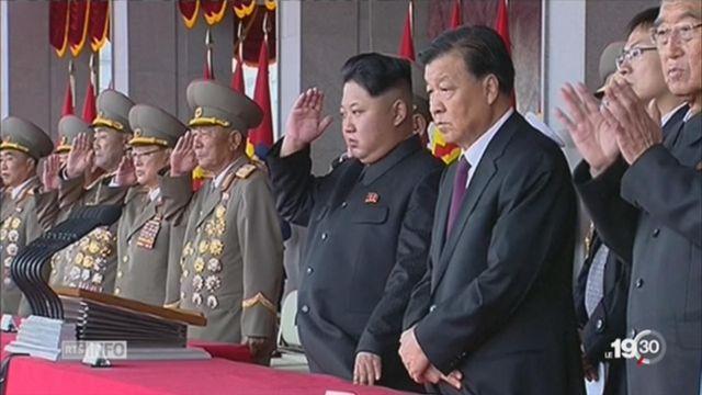 La Corée du Nord a testé une bombe H. La condamnation est unanime [RTS]
