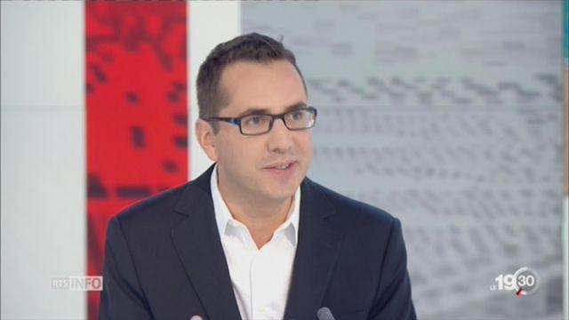 Mensonges sur les filets de perches: l'interview d'Y-A. Cornu [RTS]