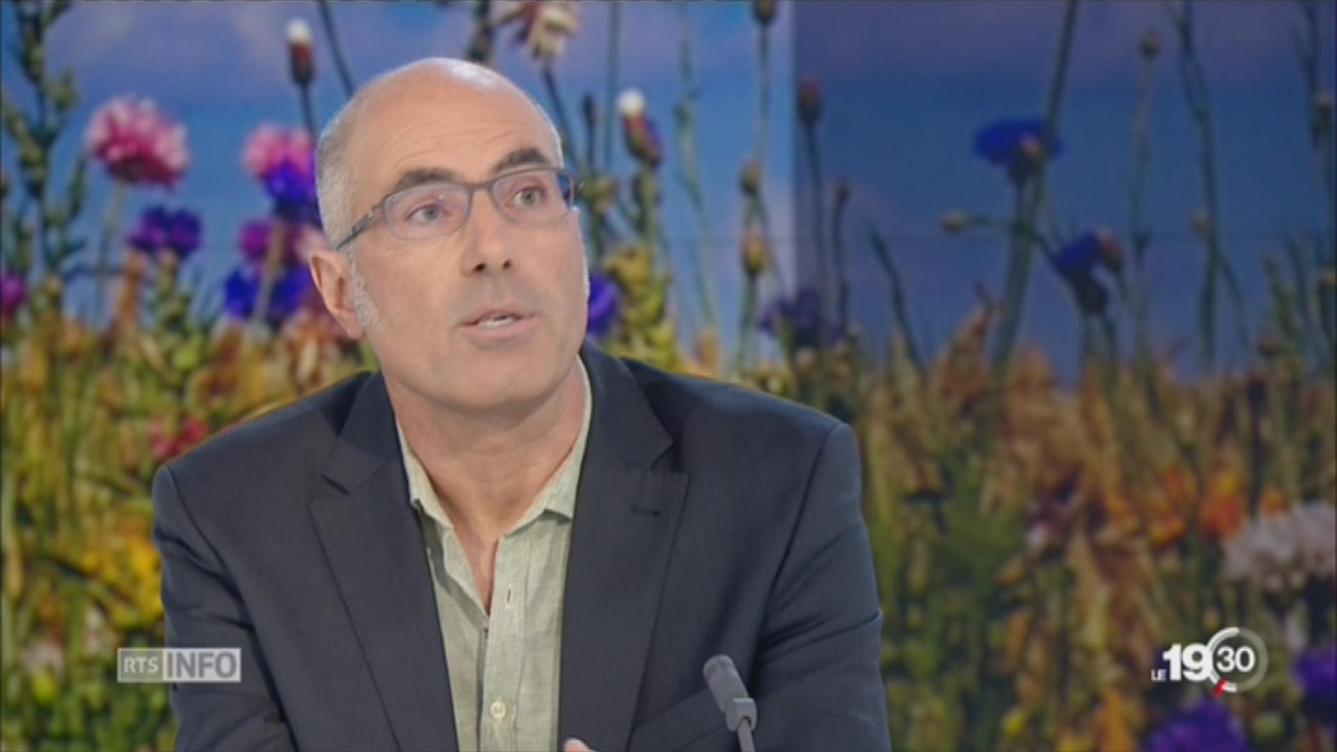 Pesticides: l'interview du professeur Raphaël Arlettaz