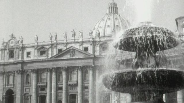 Ces Tessinois qui bâtirent Rome