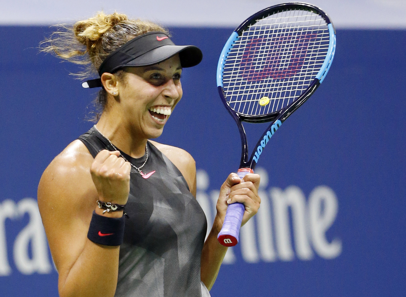 Madison Keys retrouve un quart de finale en Grand Chelem — US Open