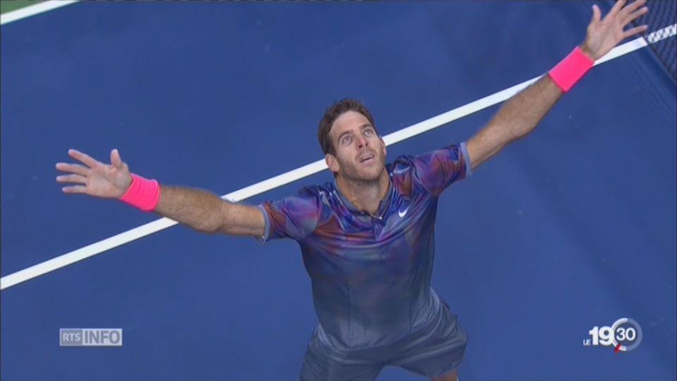 US OPEN: Roger Federer s'est incliné en quart de finale [RTS]