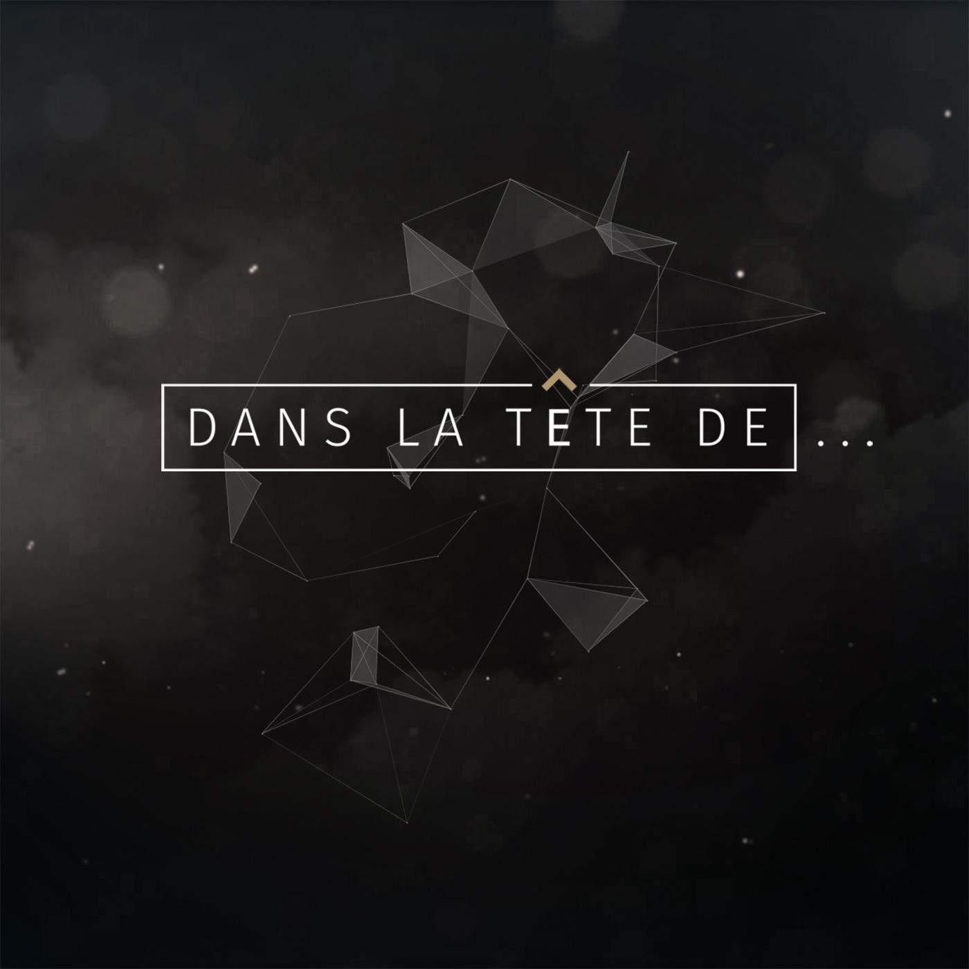Logo Dans la tête de... Podcast [Marie-Anne Camail Andrivet]