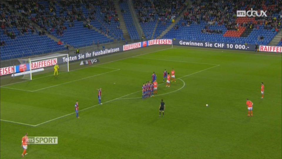 Football - Super League (7e j.): Bâle - Lausanne (1-2) [RTS]