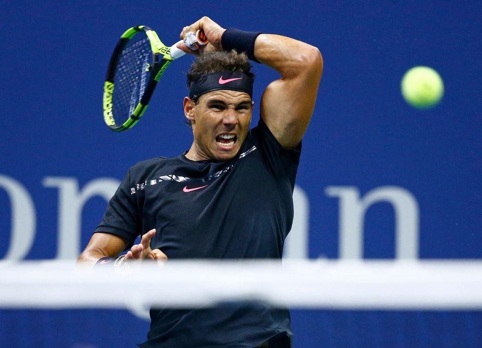 Vainqueur en 2010 et en 2013, Nadal tentera d'accrocher un 3e US Open à son palmarès. [Andres Kudacki - Keystone]