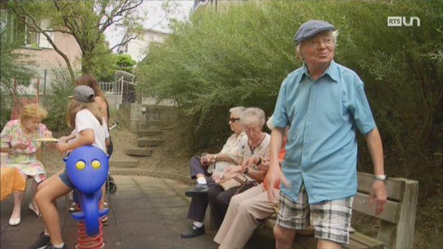 Série Seniors: quel lieu pour bien vieillir? [RTS]