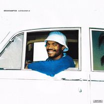 "La cover de ""Saturation II"" de Brockhampton. [Brockhampton]"