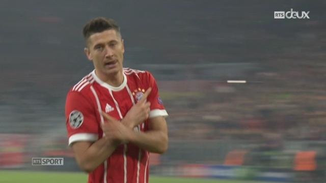 Ligue des Champions, Gr. B, Bayern Munich - Anderlecht (3-0): le résumé du match [RTS]
