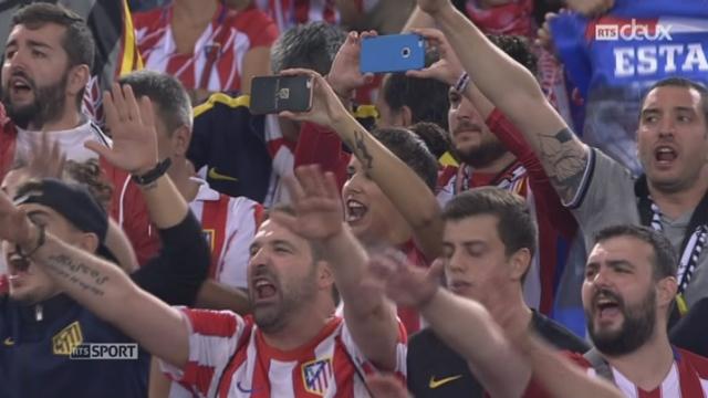 Ligue des Champions, Gr. C, AS Rome - Atletico Madrid (0-0): le résumé du match [RTS]