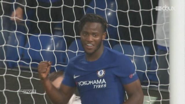 Ligue des Champions, Gr. C, Chelsea - Qarabag (6-0): le résumé du match [RTS]