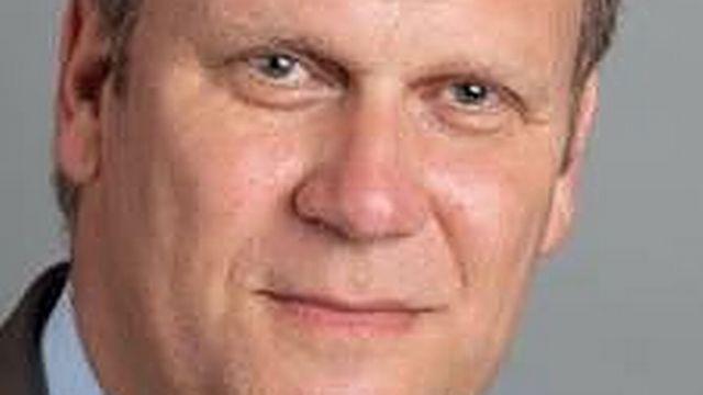 François Monney, secrétaire général romand de la Société des officiers des forces aériennes. [Twitter]