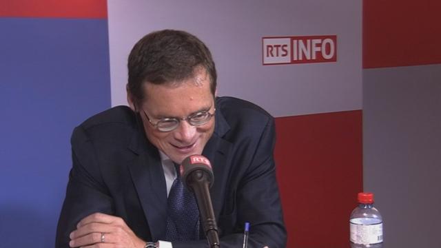 L'invité de Romain Clivaz - Roger Köppel [RTS]