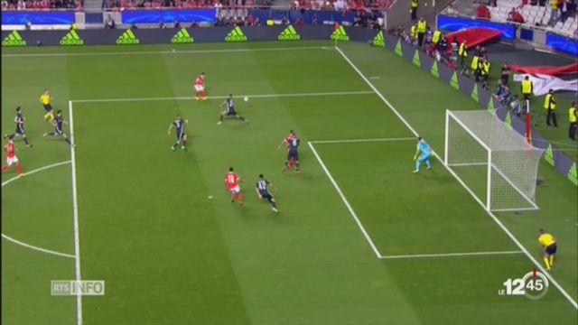Football - Ligue des Champions: Bâle a perdu face à Manchester (3-0) [RTS]
