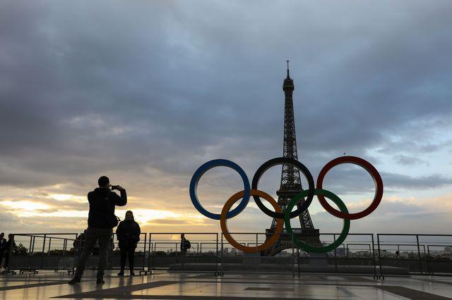 Paris table sur un budget de 6,8 milliards d'euros pour les Jeux olympiques de 2024. [Ludovic Marin - AFP]