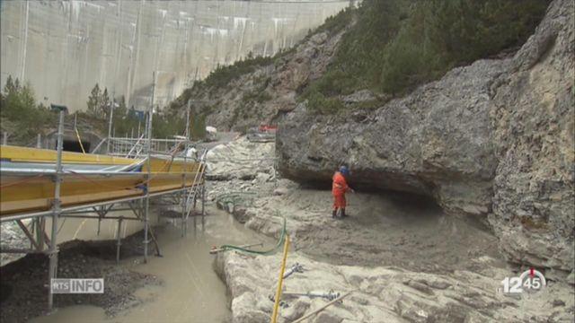 La rivière du Parc national suisse est touchée par une grave pollution aux PCB [RTS]