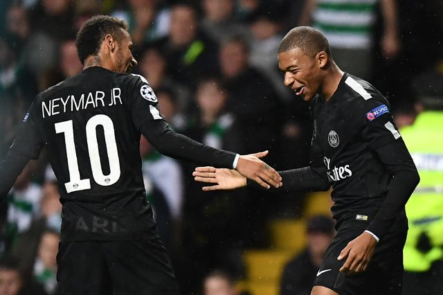 Neymar et Mbappé ont affolé le mercato cet été. [Franck Fife - AFP]