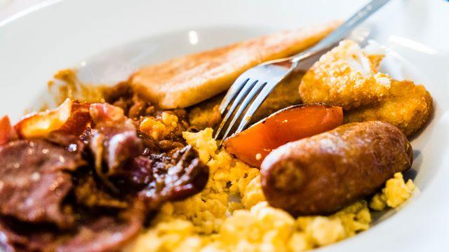 Une alimentation trop salée représente un facteur de risque. [Phanie - AFP]