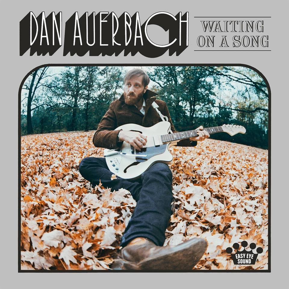"Couverture de l'album ""Waiting on a song"" de Dan Auerbach."