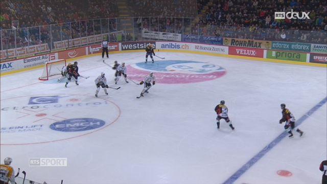 Hockey-National League, 5e journée: Berne – Lugano (4-5 tb) [RTS]