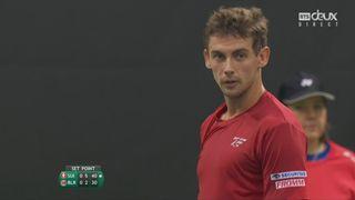 Barrages, match 4, Suisse - Bélarus (6-2) [RTS]
