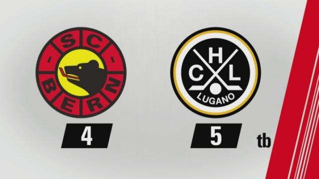 5e journée, Ambri-Piotta - Langnau, (5-3): tous les buts de la rencontre [RTS]