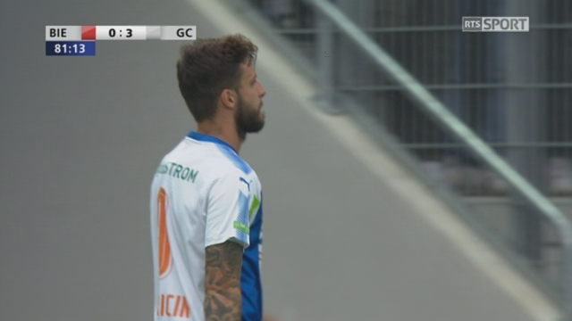 16e, Bienne - GC 0-3: 81e Marco Djuricin [RTS]