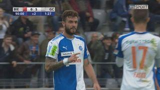16e, Bienne - GC 0-5: 92e Marco Djuricin [RTS]