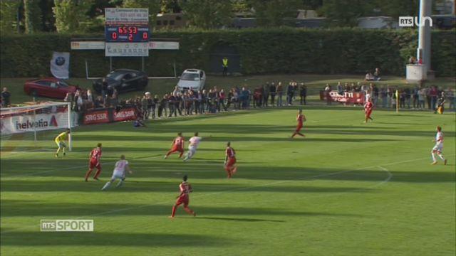 Football - Coupe de Suisse 16es de finale: Lausanne-Ouchy a créé la surprise face à Sion [RTS]