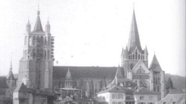 Cathédrale de Lausanne. [RTS]