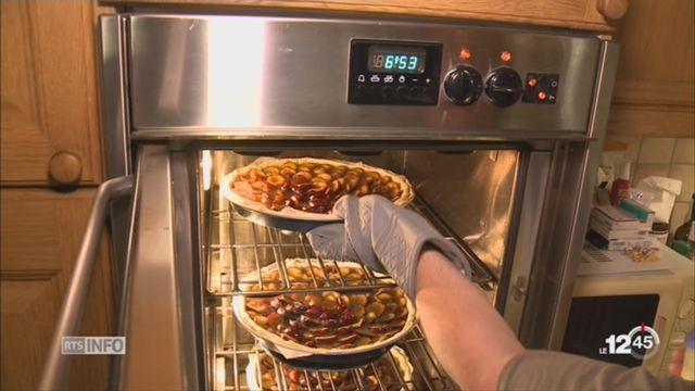 Jeûne fédéral: la tarte aux pruneaux est une tradition ancestrale [RTS]