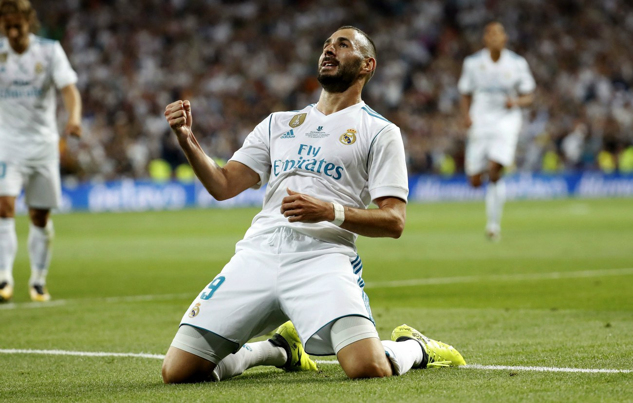 Le Real Madrid blinde Karim Benzema — Officiel