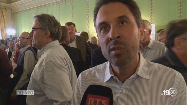 Le retour bredouille des délégations romandes [RTS]