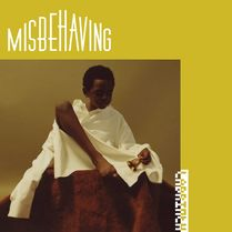 "La cover de ""Misbehaving"" de Labrinth. [Sony Music Entertainment UK Limited]"