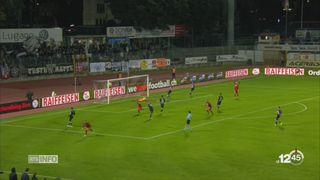 Football - Super League 8e j.: Lugano – Sion (1-2) [RTS]