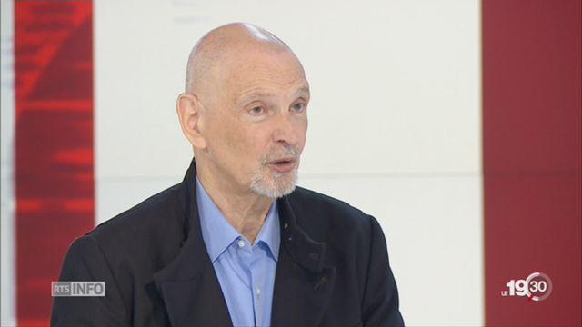 Intelligence artificielle: interview de Serge Tisseron, psychiatre et psychanaliste [RTS]