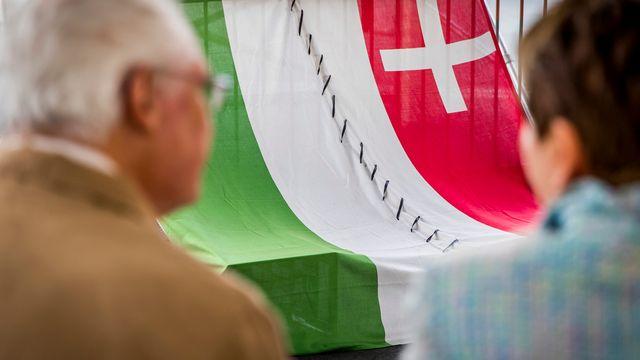 L'unité du canton de Neuchâtel entre le Haut et la Bas est régulièrement mise en question après des votations cantonales. [Christian Merz - Keystone]