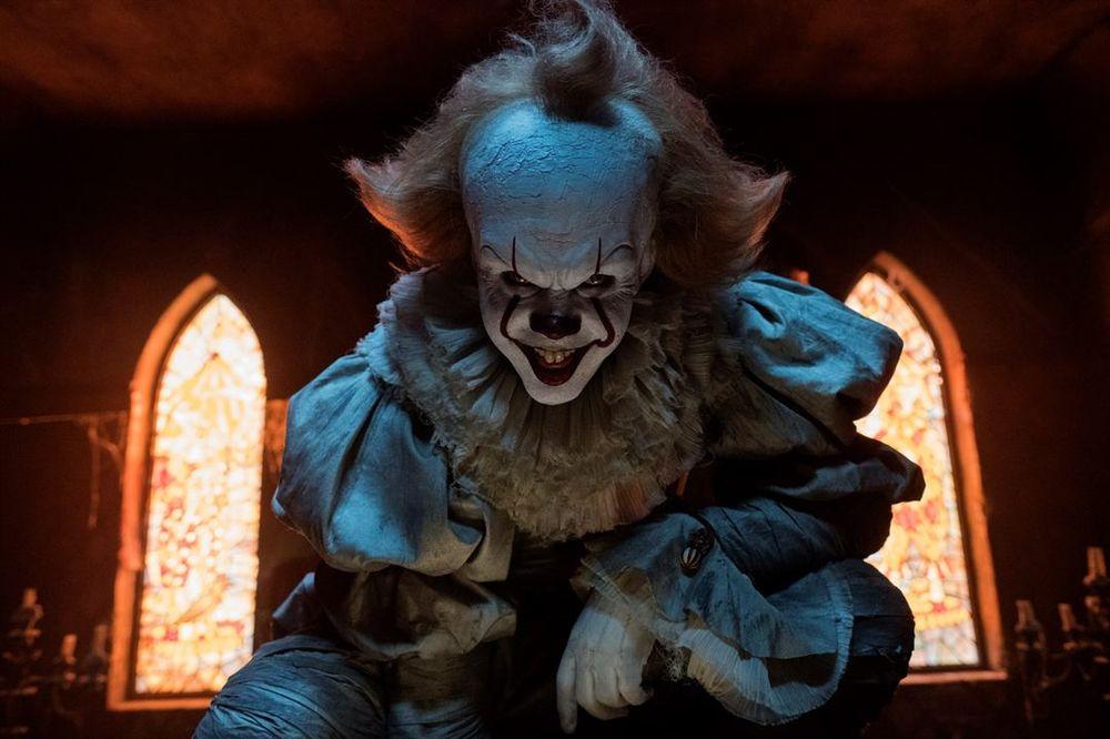 Les Clowns Maléfiques Au Cinéma Rts Ch Cinéma
